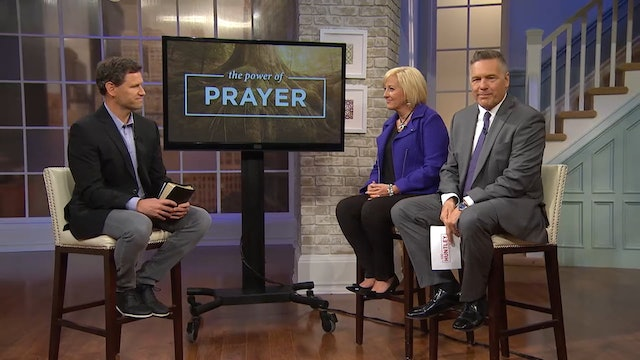 The Power Of Prayer - Pastor Robbie Symons -Prayer Guards Our Hearts & Our Minds