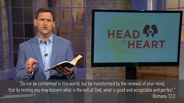Chain Reaction - Pastor Robbie Symons - Head to Heart