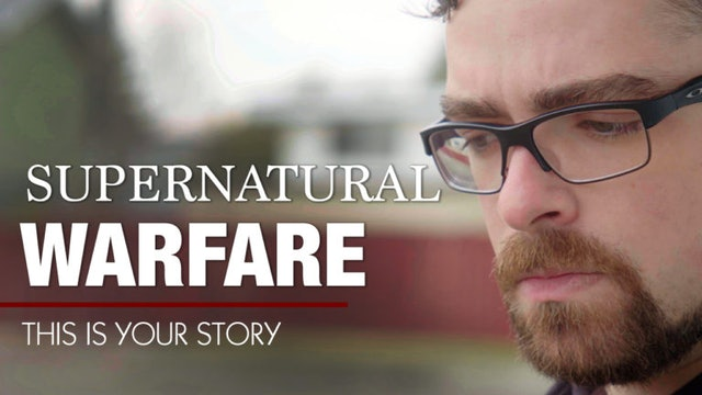 This Is Your Story - S4 Episode 3 - Supernatural Warfare   Jonathan Lutz–Orozco