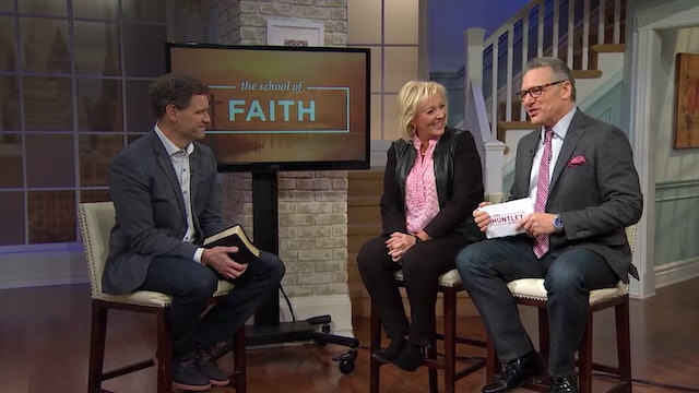 We're Going to School! - Pastor Robbie Symons - The School of Faith