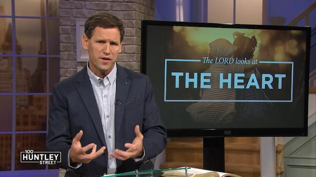 The Lord Looks At The Heart-Pastor Robbie Symons - The Importance of the Heart