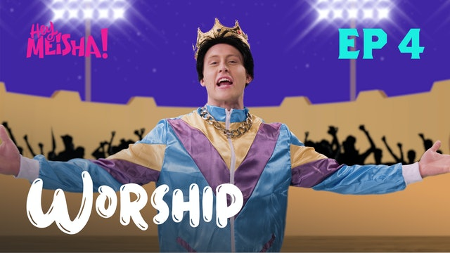 HEY MEISHA! - Worship