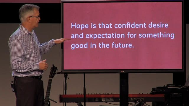 Hope Bible Church | Take Heart - The ...