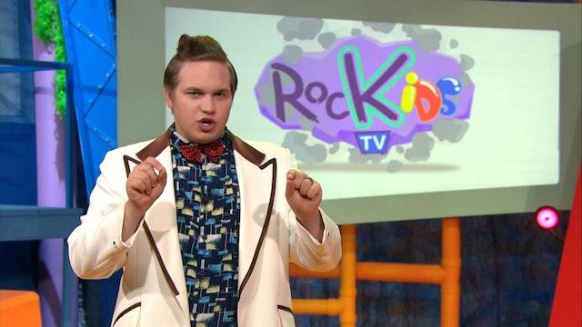 RocKidsTV - God's Rules for Life / 10 Commandments