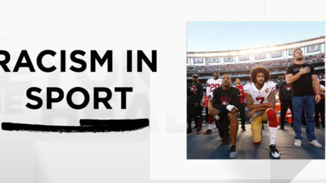 Context - September 23, 2020 - Racism in Sports