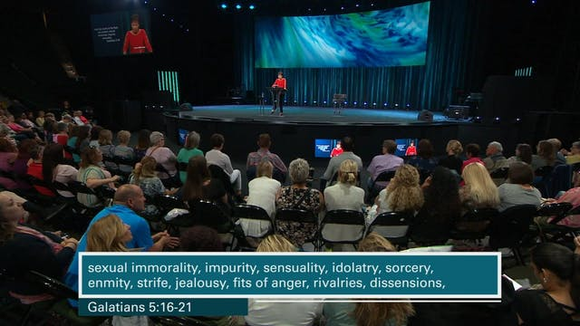 Joyce Meyer - Galations Part 5 - May ...