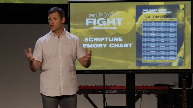 Hope Bible Church | The Good Fight 01 | The Good Fight Begins!