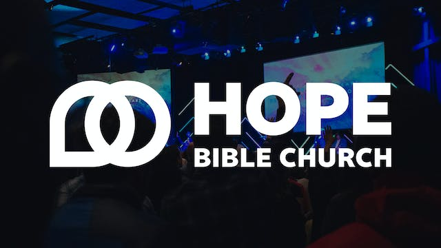 Hope Bible Church
