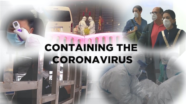 Context - Season 9 - Episode 19 - Containing the  coronavirus