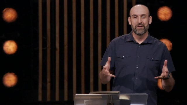 Hope Bible Chapel | No Turning Back 05 | The Leadership Of Love