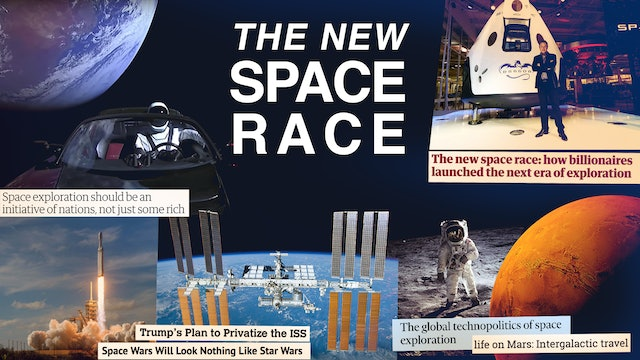 Context - The New Space Race