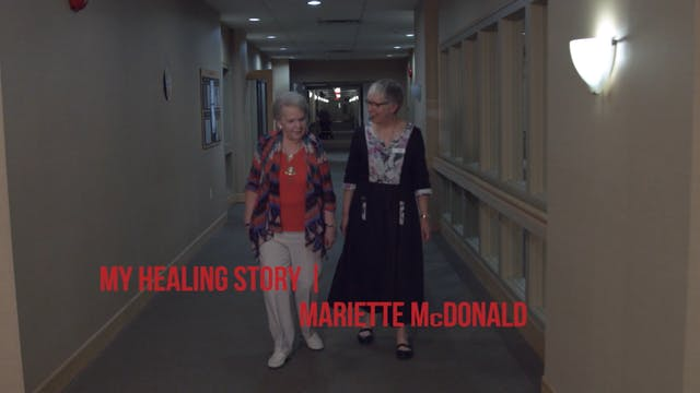 Healing Stories -  Mariette McDonald
