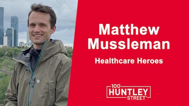 Health Care Heroes | Matthew Mussleman