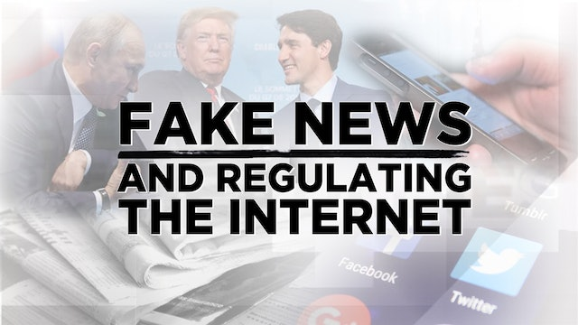 Context - Episode 29 - Fake news and regulating the internet