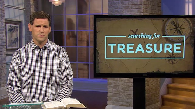 Examine Your Credit Card - Pastor Robbie Symons - Searching For Treasure