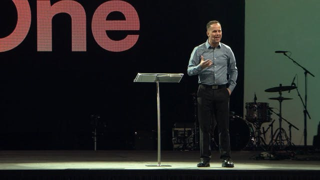 One | Jeff Lockyer Sermon