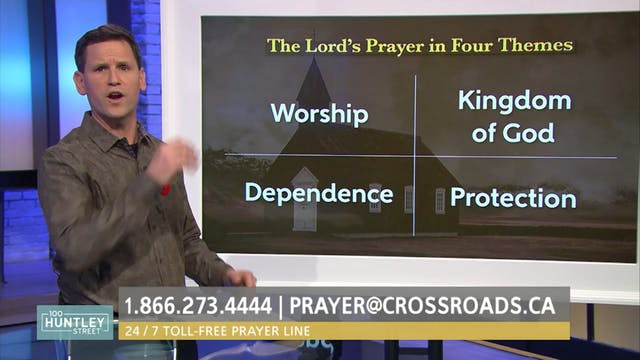 Prayer's Four Foundations - Pastor Ro...