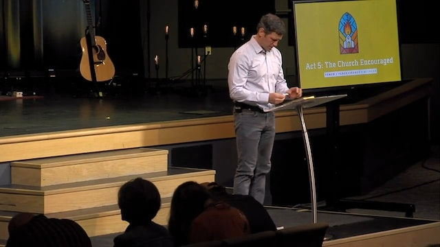 Hope Bible Church | A Miracle As The Church Gathers! - The Book of Acts