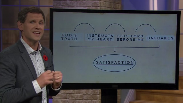 The Origin of Satisfaction - Pastor Robbie Symons - Are You Satisfied?