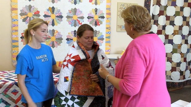 Random Acts - Season 1 - Episode 8 - Quilting Life Back Together
