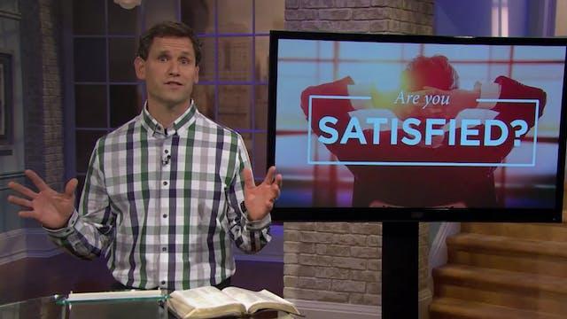 Surprising Satisfaction - Pastor Robb...