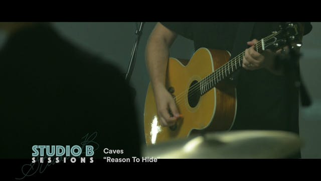 REASON TO HIDE | Caves