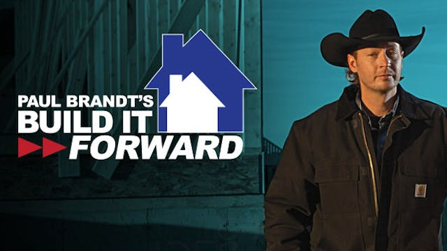Paul Brandt's Build It Forward