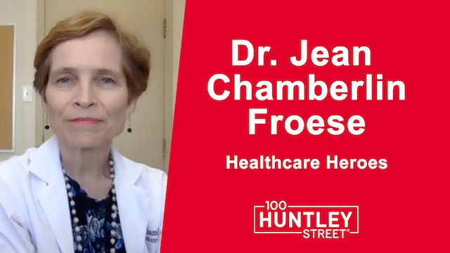 Health Care Heroes | Dr. Jean Chamberlin Froese