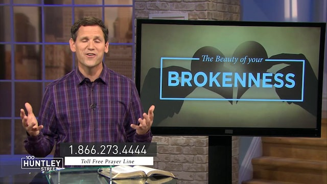 The Beauty Of Your Brokenness - Pastor Robbie Symons - Part 4
