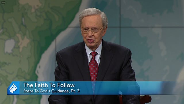 In Touch with Dr. Charles Stanley-Ste...
