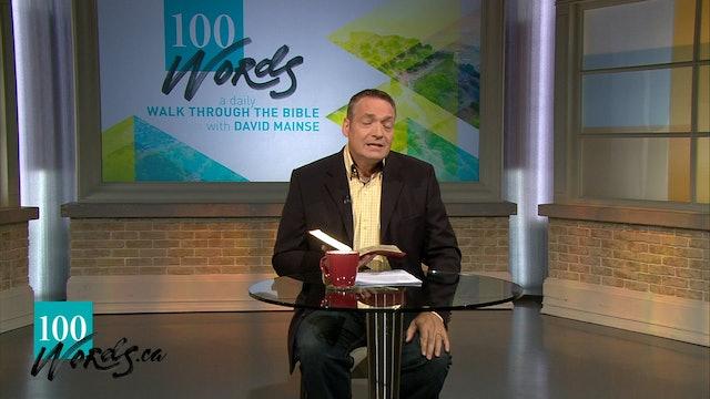 100 Words - YR2 October 16 - O City Of God