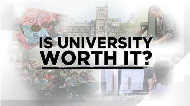 Context - Episode 28 - Is University WORTH IT?