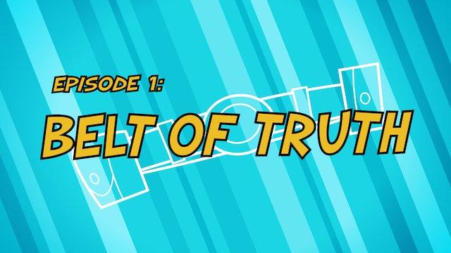 Armor Of God | BELT OF TRUTH