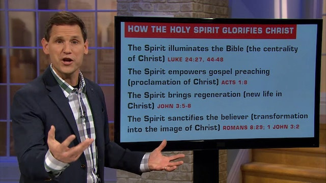 Who is the Holy Spirit - Pastor Robbie Symons - Part #5