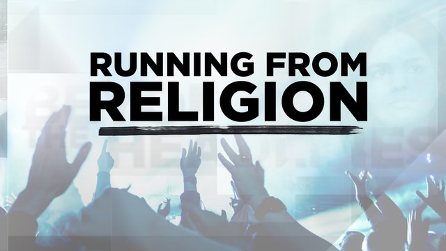 Context - Episode 14 - Running From Religion
