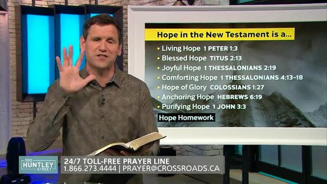 Got Hope - Pastor Robbie Symons - Part 5