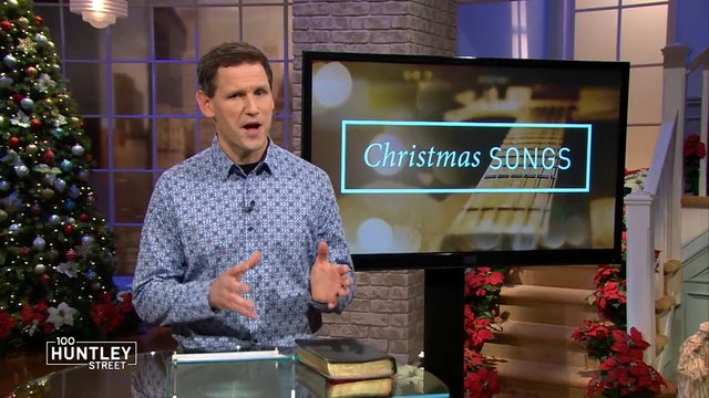 Christmas Songs - Pastor Robbie Symons - Part 2