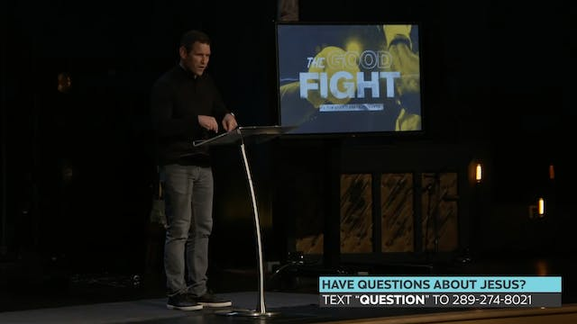 Hope Bible Church | The Good Fight 11...