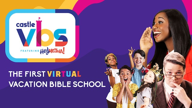 PRAISE PARTY LIVE - Castle VBS - Part 2