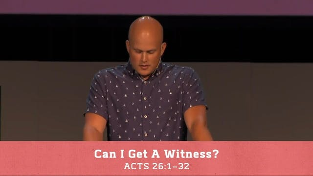 Hope Bible Church | Can I Get A Witne...