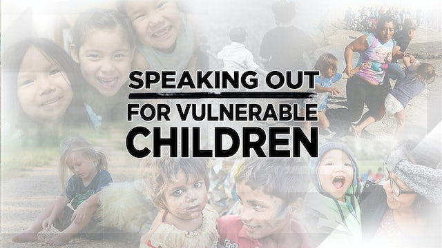 Context - Episode 26 - Speaking  Out for Vulnerable Children