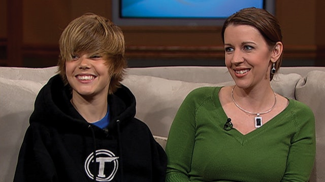 Full Circle | Pattie Mallette & Justin Bieber