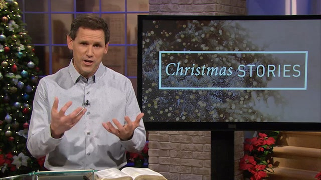 Christmas Stories - Pastor Robbie Symons - Part 3