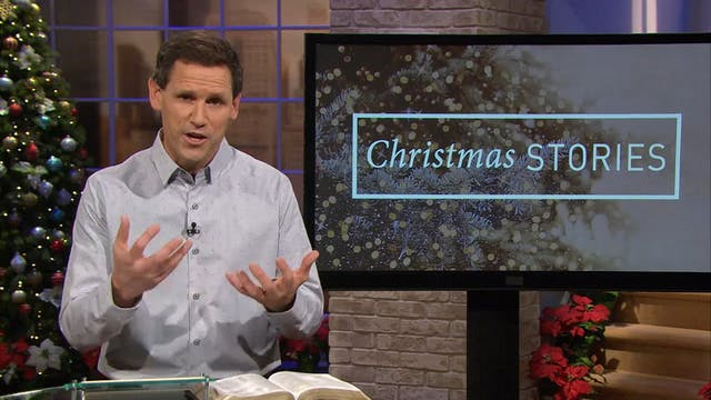 Christmas Stories - Pastor Robbie Sym...