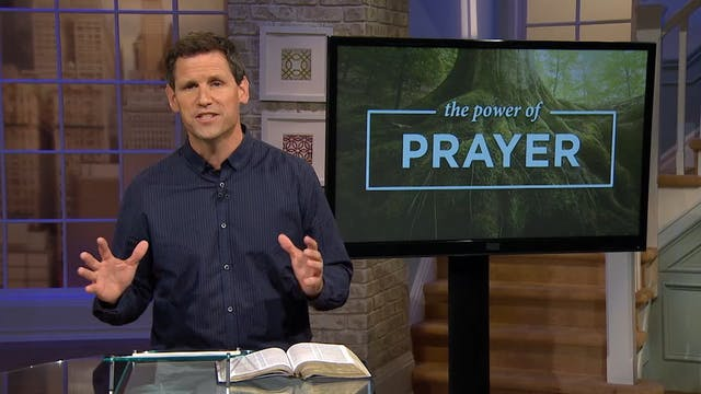 The Power Of Prayer - Pastor Robbie S...