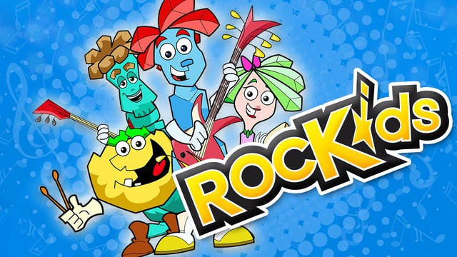 RocKidsTV - Rejoice Despite Circumsta...