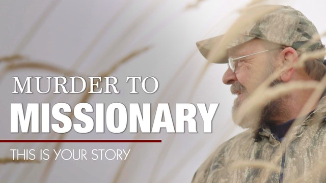 This Is Your Story - S4 Episode 5 - Murder to Missionary   Roy Trace