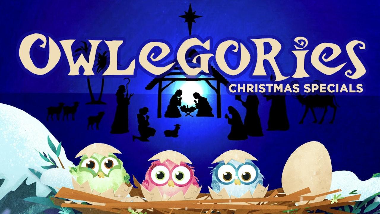 Owlegories - Christmas