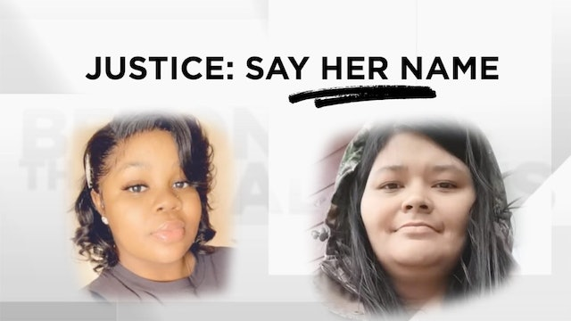 Context - October 14, 2020 - Justice: Say Her Name
