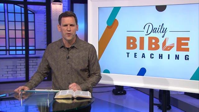 Victory through Faith - Pastor Robbie...